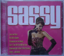 TYLER YAREMA Sassy BRAND NEW & FACTORY SEALED CD