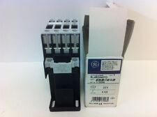 NEW IN BOX! GE GENERAL ELECTRIC 24V AUXILLARY RELAY RL4RD040TD