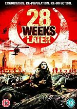 28 Weeks Later DVD Robert Carlyle Horror cert 18