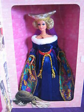 1994 ~ MEDIEVAL LADY BARBIE ! ~ THE GREAT ERA'S COLLECTION !