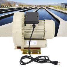 New listing 110V Aquarium Seafood Pond Fish Tanks Air Pump Blower 60m³/h 370W