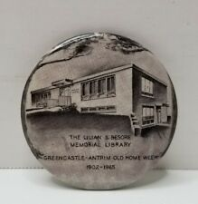 Greencastle Pa Button Pin Back Old Home Week