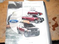 2002 FORD MUSTANG TAURUS F150 F250 F350 EXPEDITION ACCESSORIES REFERENCE ALBUM