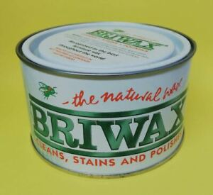 Briwax Original Wax Furniture Polish Cleans Polishes Stains Assorted Colours