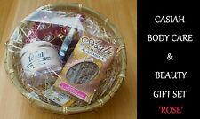 GIFT BASKET  - GHASSOUL SOAP, EYELINER, IDEAL CREAM & AMBER MUSK PERFUME SOLID