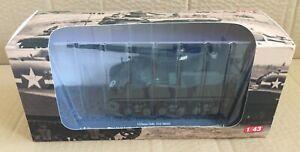 155 MM GUN MOTOR CARRIER M40 ( UNITED STATES ) 1/43 DIECAST MODEL, ALTAYA,MIB