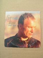 CD Single Cardsleeve STING DESERT ROSE CHEB MAMI