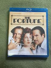 Free*Postage New The Fortune Blu Ray Jack Nicholson Warren Beatty Stockard Chann