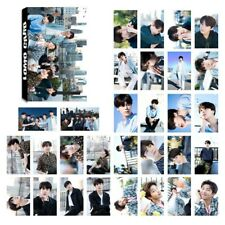 30pcs/set Kpop BTS Bangtan Boys Photo Card Poster Lomo Cards Fans Gift SUGA JIN