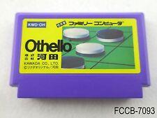 Othello Famicom Japanese Import FC NES Nintendo Japan US Seller B