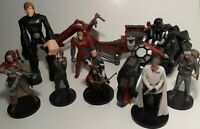 Star Wars Action Figure Lot Of 9- Rogue One & Vintage Figure included.