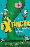 """NEW"" The Extincts, Cossanteli, Veronica, Book"