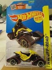 Hot Wheels Snow Stormer HW Off-Road Yellow