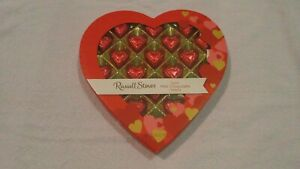 Russell Stover Solid Milk Chocolate Hearts 5.65 Oz Yummy! #6