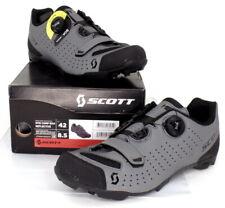 Scott MTB Comp Boa Mountain Bike Shoes Reflective Men's Size 8.5 US / 42 EU