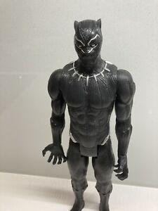 Marvel Avengers Titan Hero series FX 12 Inch Black Panther Action figure.