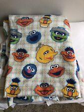 Vintage Sesame Street Blanket