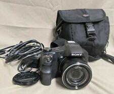 Sony Cyber-shot DSC-HX200V 18.2MP Digital Camera - Black Untested (NH)