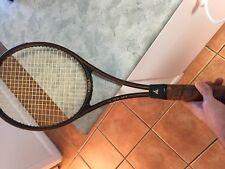 98 Pro Kennex Black Ace Tennis Racquet Racket  grip size 4 1/2