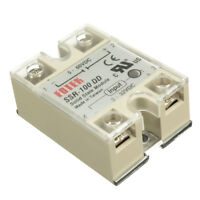 Solid State Relay Solid-state SSR-100 DD DC-DC 100A 3-32V DC/5-60V DC !
