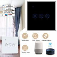 WiFi Window Curtain Smart Switch Phone Control Roller Shutter for Google Amazon