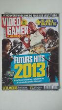 Magazine VIDEO GAMER N°2 - Février 2013 - TOMB RAIDER GRAND THEFT AUTO 5 HITS