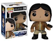 Captain Apollo Battlestar Galactica POP! Television #228 Vinyl Figur Funko