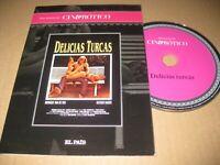Miele Turco DVD Cartone Fine