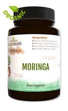 Moringa Oleifera 90 Capsules - Organic, Antioxidant & Immune Booster 500 mgs