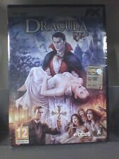 Dracula Origin  PC  NUOVO!!!