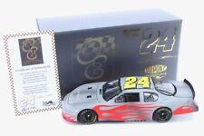 2007 JEFF GORDON #24 Dupont Track Tested 1:24 diecast car Monte Carlo SS Elite