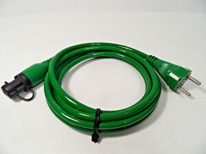 DEFA 460920 Mini Plug Green HEATER CONNECTION POWER CORD CABLE 2.5M