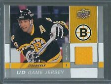 2009-10 Upper Deck Series 1 UD GAME JERSEY RELICS **YOU PICK - FINISH YOUR SET**