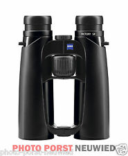 Zeiss Binoculars Victory SF 8x42 Black + Zeiss kreuztrageriemen + Cleaning Kit