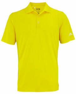 Adidas Golf Men's Puremotion Short-Sleeve Polo Shirt, Color Options