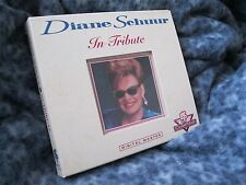 "DIANE SCHUUR "" IN TRIBUTE"" RHTF CD"