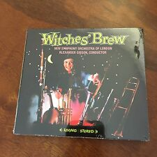 WITCHES BREW, & FAUST BALLET  GOUNOD ALEXANDER GIBSON NEW SYMPHONY ORCHESTRA  CD