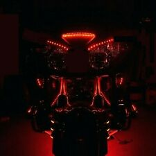 Motorcycle Led License Brake Tail Light Turn Signals For Cafe Racer Side X(Fits: Mastiff)