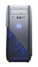 Dell Inspiron Gaming PC Desktop Intel I7-8700 16gb RAM 128gb SSD GTX 1060