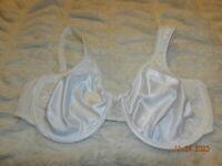 40C Vintage Ah-h SEARS underwire Satin Lace Womens Bra
