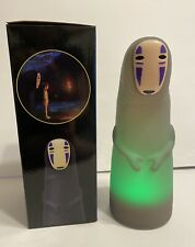 Spirited Away Kaonashi No Face Man silicone changing colors night light Usb