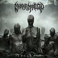 "MURDER MADE GOD ""Enslaved"" death metal CD"