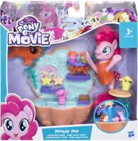 Official My Little Pony Undersea Cafe Scene Pack Pinkie Pie **NEW**