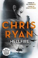 Hellfire: Danny Black Thriller 3, Ryan, Chris, Very Good condition, Book