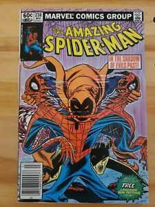 Amazing Spider-Man 238 With Tattooz