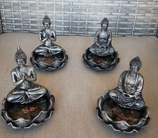 Orgonite Crystals Healing Buddha Lotus, negative energy into positive energy