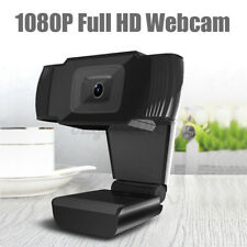HD 1080P 12MP USB2.0 Webcam Camera MIC Clip-on For TV Computer PC Laptop Skype P