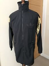 Adidas Originals Archive Long Track Jacket Size Small UK 10