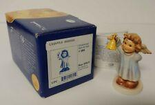 "Hummel Figurine Hum 2069/V 50Th Anni Goebel Glockenengel ""Bells on High"" Germany"
