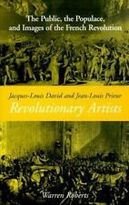 Jacques-Louis David and Jean-Louis Prieur, Revolutionary Artists: The-ExLibrary